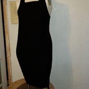 J-brand Black Dress M